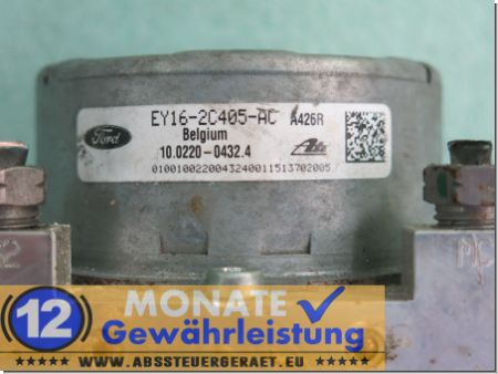 Bloc ABS EY162C405AC 10.0220-0432.4 EY162C013AC 10.0915-0126.3 Ford Courier