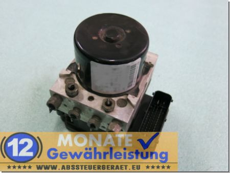 Bloc hydraulique ABS Calculateur 13319713 530006 Opel Astra
