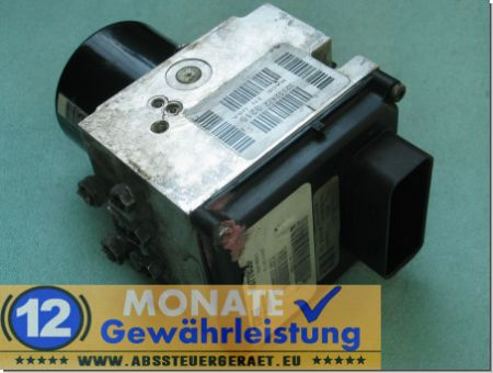 ABS Block 15871903 15871803C S118676002C 9660250480 Citroen C6