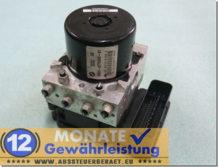 ABS Pump 3451-6776066-01 Ate 100212-01024 3452-6776067-01 10.0961-0851.3 BMW