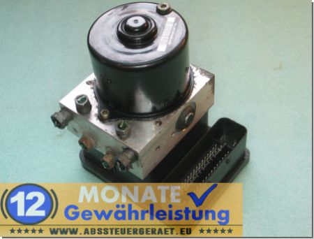 ABS Hydraulikblock 4541V7 Peugeot 206