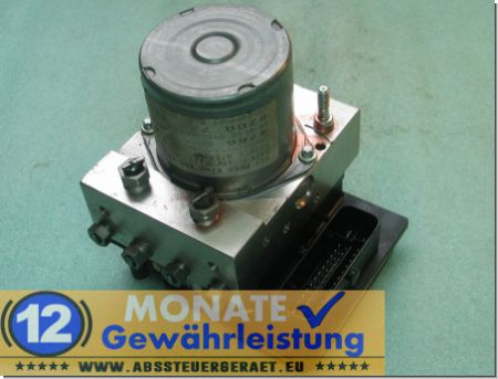 Bloc hydraulique ABS Calculateur 476607611R Renault Master