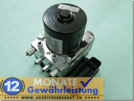 Bloc ABS 47660LC60D 25.0212-2201.4 Ate 25.0926-5482.3 Nissan Cabstar