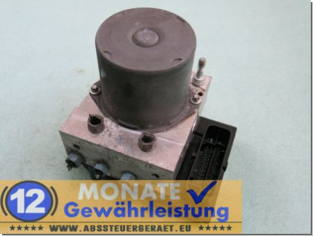Bloc hydraulique ABS Calculateur 4F0614517BJ 4F0-614-517-BJ Audi A6 Quattro