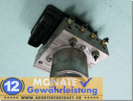 Bloc hydraulique ABS Calculateur 57110-TF0-G71 Honda Jazz III
