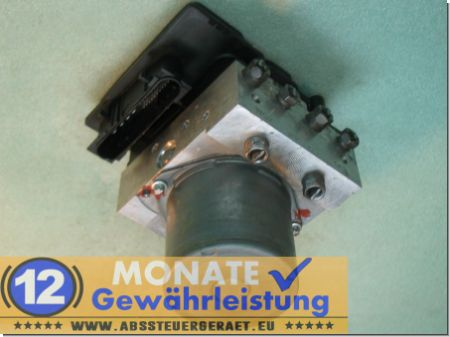 Bloc hydraulique ABS Calculateur 8201132644 Renault Kangoo
