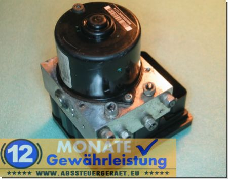 Bloc ABS Calculateur 93191517 5530162 Opel Astra Zafira
