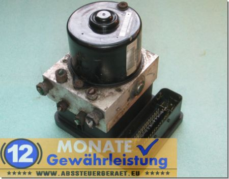 ABS Pump 9654695780 10.0206-0156.4 Ate 10096011443 Citroen C2 VTS