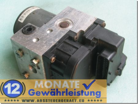 ABS Steuergerät Hydraulikblock Q0006648V004000000 Smart ForTwo City-Coupe Cabrio