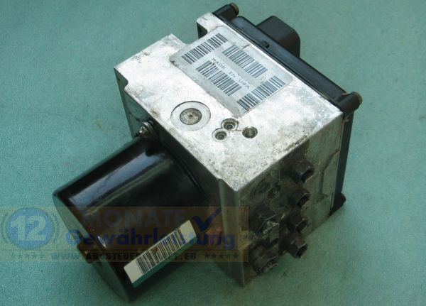 ABS Pump Module 00004541N3 Citroen C6