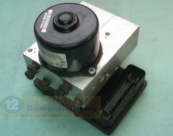 ABS Pump 4R83-2C405-AB 4R832C219BC1 10.0204-0409.4 10092510083 Jaguar S-Type